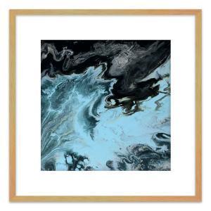 Ultramarine - Framed Print