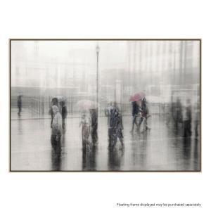 Rain - Canvas Print