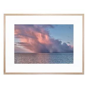 Spectacular Clouds - Framed Print