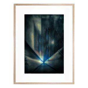 Cold Architecture - Framed Print