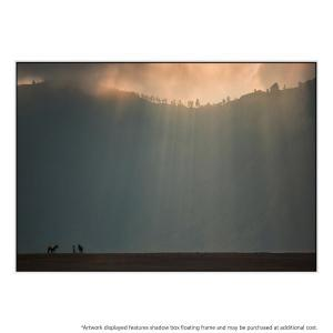 Light Shower - Canvas Print