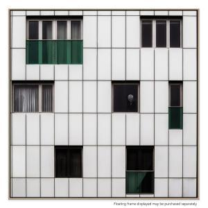 Lonely Panes - Canvas Print