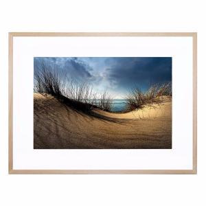Dunes - Framed Print