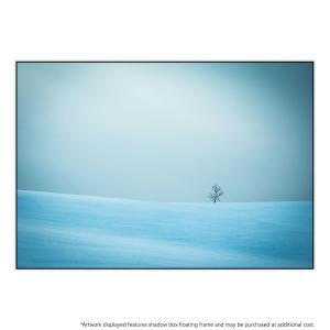 Winter Solitude - Canvas Print