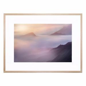 Sky Vanilla - Framed Print