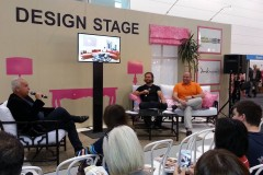 ON STAGE AT GRAND DESIGNS