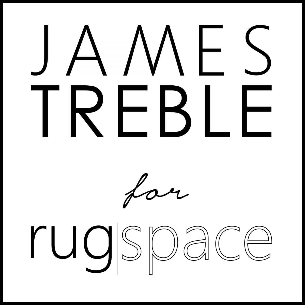 james treble for rugspace logo