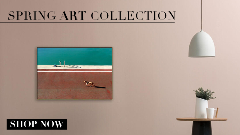 spring art collection