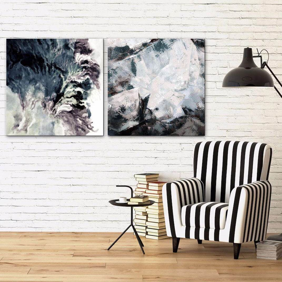 PAINTINGS - PERFECT PAIRS