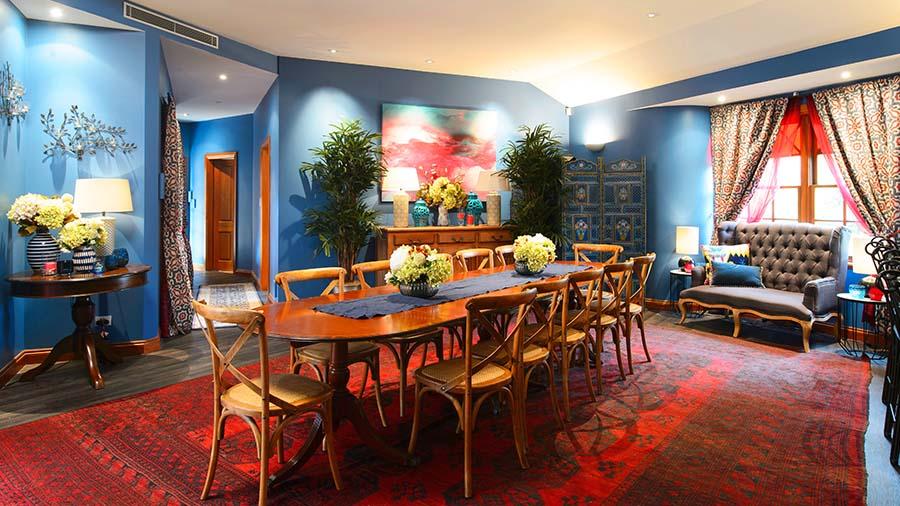 cherry-sky canvas print the bachelor the bachelorette au mansion interiors artwork