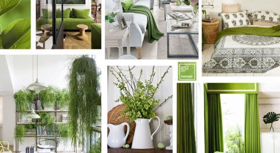 Greenery: Pantone Colour of the Year 2017