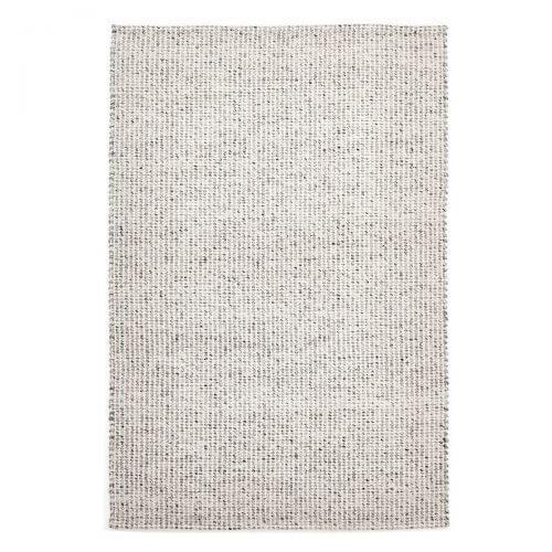 Scandinavian grey white rug rug space subtle tones