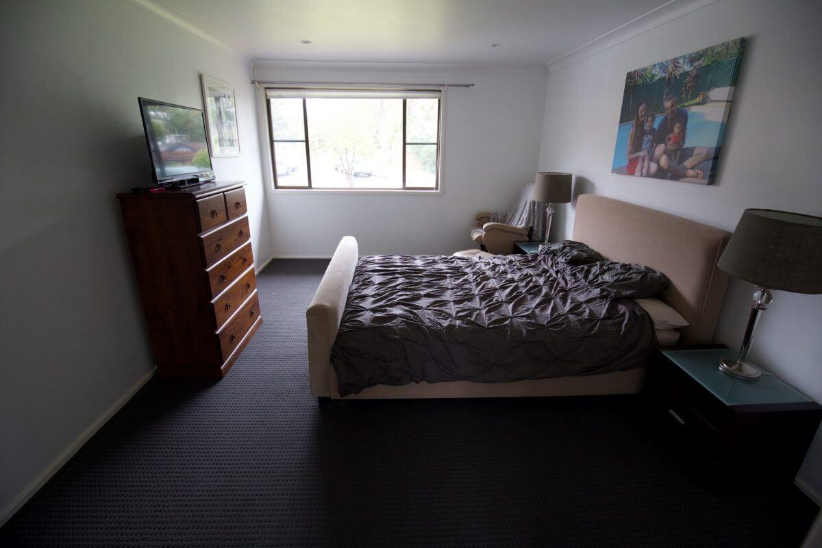 bedroom james treble designer makeover