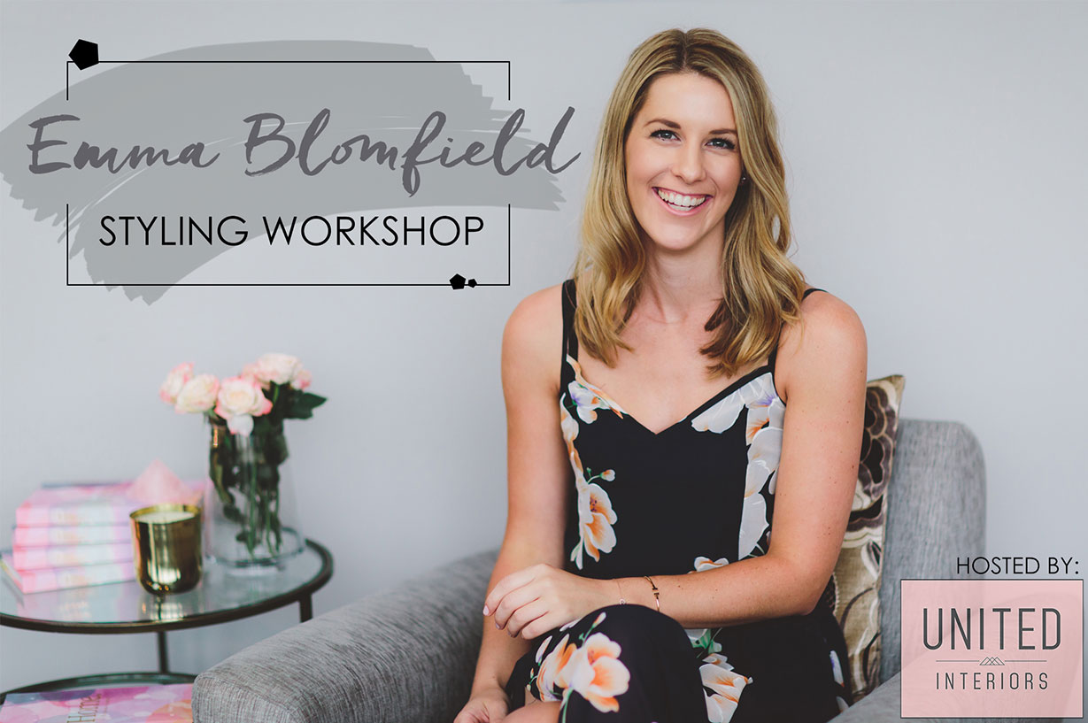 Emma Bromfield Styling Workshop