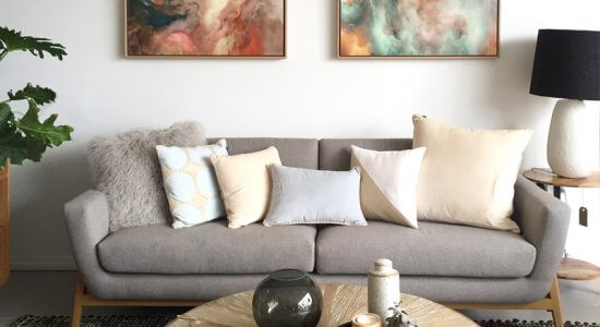 5 tips for selecting Art for your home