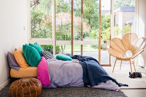 siesta home nomad photoshoot