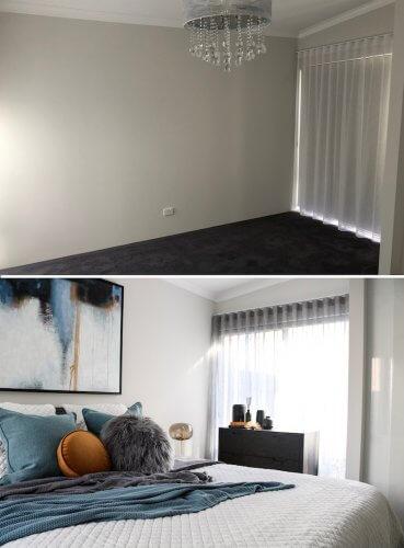 bedroom master suite 13 interiors united interiors