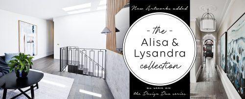 New Alisa & Lysandra Artworks