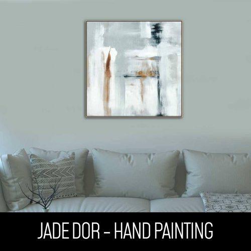 jade dor - hand painting