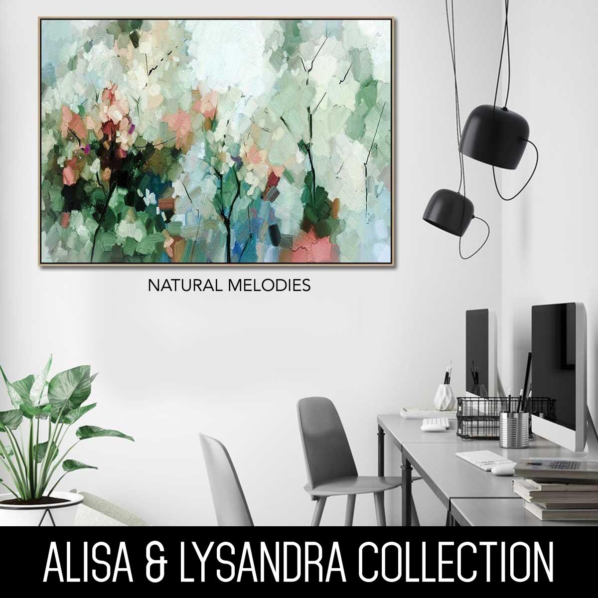 ALISA & LYSANDRA COLLECTION